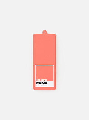 Red VelvetSM ARTIST + PANTONE™ LUGGAGE NAME TAG