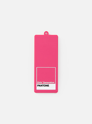[MD &P!CK] GIRLS' GENERATION  SM ARTIST + PANTONE™ LUGGAGE NAME TAG