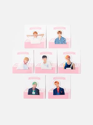 NCT DREAM BOOKMARK - We Go Up