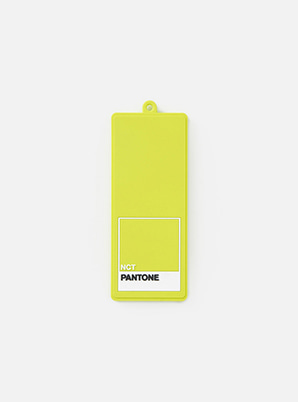 [MD &P!CK] NCT  SM ARTIST + PANTONE™ LUGGAGE NAME TAG