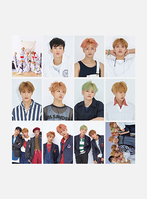 NCT DREAMPOST CARD SET - We Go Up