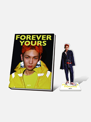 KEY 'Forever Yours' MUSIC VIDEO STORY BOOK