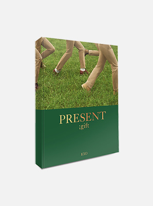EXOPRESENT ; gift PHOTO BOOK