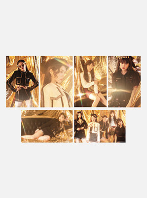 Red Velvet 4X6 PHOTO SET - RBB
