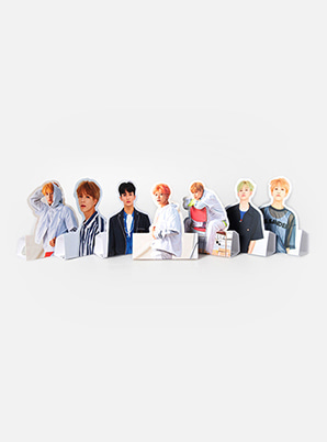 NCT DREAMHOLOGRAM PHOTO CARD SET - We Go Up