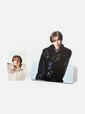 TAEMIN HOLOGRAM PHOTO CARD SET - WANT