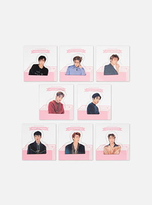EXO BOOKMARK - LOVE SHOT