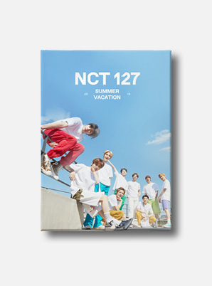 NCT 1272019 NCT 127 SUMMER VACATION KIT6/17 이후 순차 배송 예정