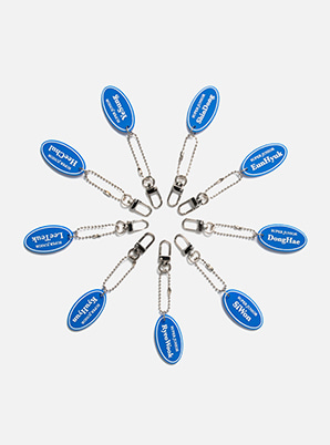 SUPER JUNIORACRYLIC KEYRING