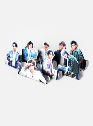 SUPER JUNIORHOLOGRAM PHOTO CARD SET - One More Time