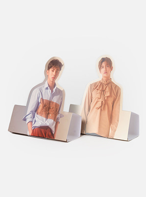TVXQ!HOLOGRAM PHOTO CARD SET - The Truth of Love