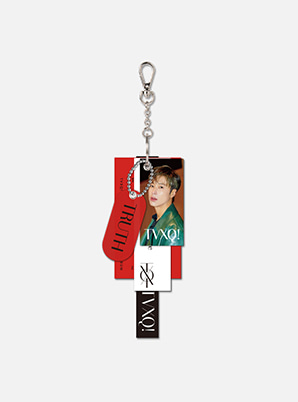 [Online Exclusive] TVXQ!LAYERED KEYRING - The Truth of Love