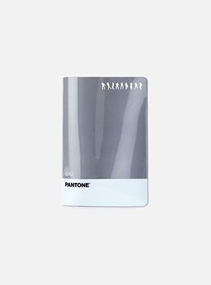 [MD &P!CK] EXO  SM ARTIST + PANTONE™ PHOTO PASSPORT WALLET