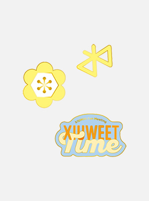 "XIUMIN XIUMIN Fanmeeting ""XIUWEET TIME"" MD_BADGE"