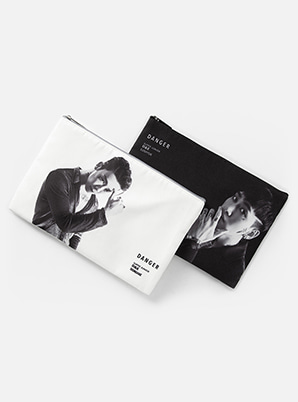 SUPER JUNIOR - D&E PORTRAIT POUCH - DANGER