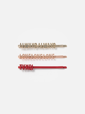 TVXQ! LOVELOVE HAIR PIN SET