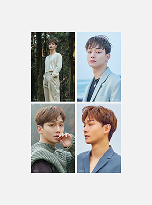 CHEN 4X6 PHOTO SET (APRIL)