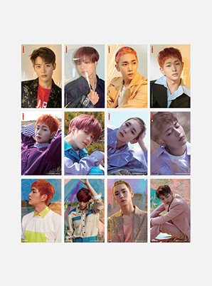 SHINee 4X6 PHOTO SET - The Story of Light