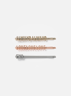 EXO LOVELOVE HAIR PIN SET