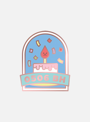BAEKHYUN 2019 BAEKHYUN BIRTHDAY PARTY MD_BADGE