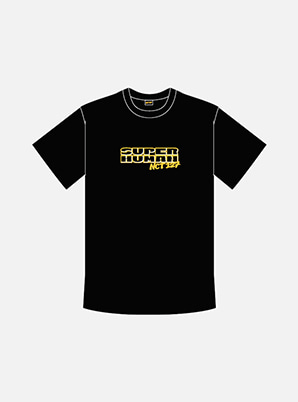 NCT 127 WE ARE SUPER HUMAN T-SHIRT