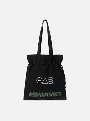 NCT 127 TYPOGRAPHIC ECO BAG