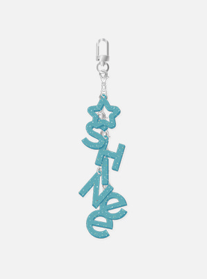 SHINee DEBUT 11th ANNIVERSARY EXHIBITION ACRYLIC CHARM SET