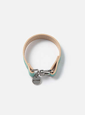 SHINee COLOR LEATHER BRACELET