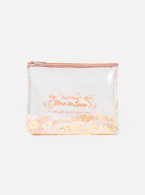 [ONLINE LIMITED] Red Velvet POUCH - Time To Love