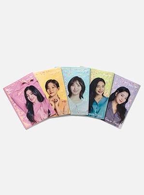 [ONLINE LIMITED] Red Velvet GLITTER HOLDER DATE ver. - Time To Love