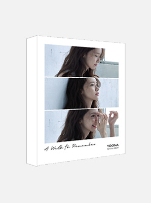 YOONA POST CARD BOOK - A Walk to Remember