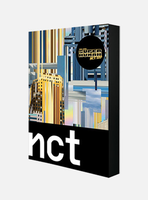 NCT 127 POST CARD BOOK