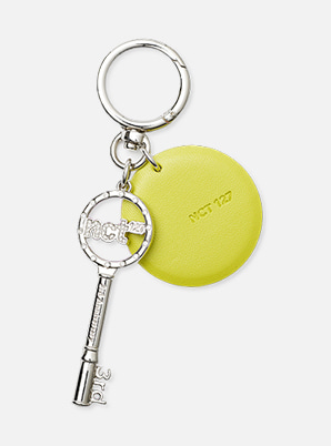 NCT 127 LEATHER KEYRING 3rd ANNIVERSARY