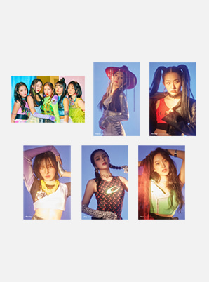 Red Velvet 4X6 PHOTO SET - 'The ReVe Festival' Day 1