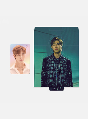 U-Know HOLOGRAM PHOTO CARD SET - True Colors