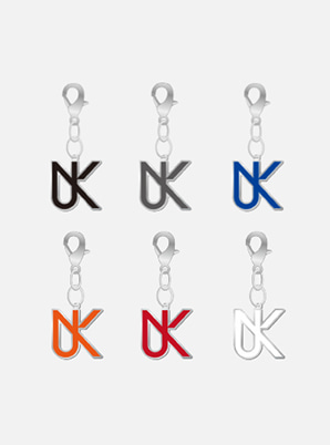U-Know  KEYRING CHARM - True Colors