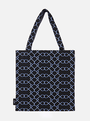[MD &P!CK] &STORE ECO BAG LINE BLACK