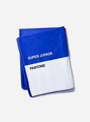 [MD &P!CK] SUPER JUNIOR  2019 SM ARTIST + PANTONE™ SUMMER BLANKET