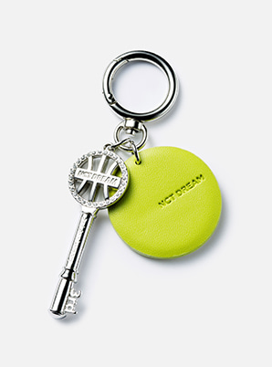 NCT DREAM LEATHER KEYRING 3RD