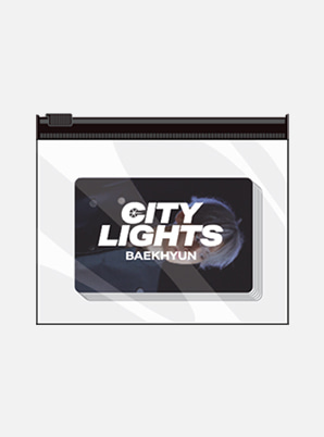 BAEKHYUN STICKER PACK - City Lights