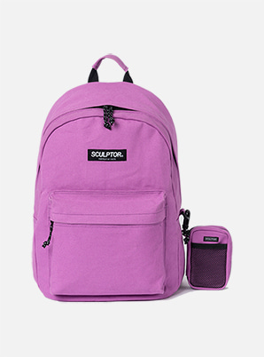 [STYLIST &P!CK] SCULPTOR Oxford Backpack