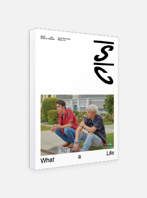 EXO-SC POSTCARD BOOK - What a Life