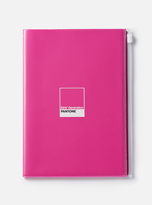 [MD &P!CK] GIRLS' GENERATION  2019 SM ARTIST + PANTONE™ ZIP NOTE