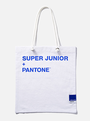 [MD &P!CK] SUPER JUNIOR  2019 SM ARTIST + PANTONE™ ECO BAG