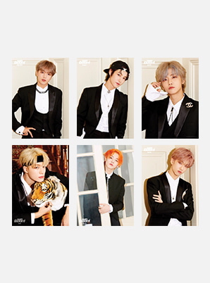 NCT DREAM A4 PHOTO - We Boom