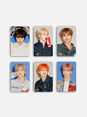 NCT DREAM TRANSPORTATION CARD