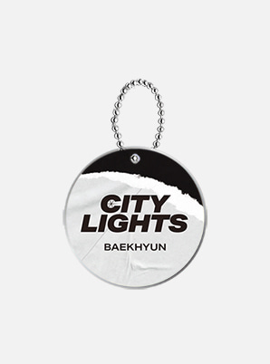 BAEKHYUN RANDOM KEYRING - City Lights