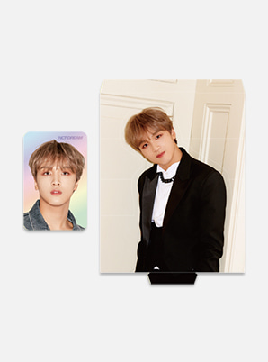 NCT DREAM HOLOGRAM PHOTO CARD SET - We Boom