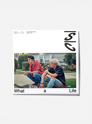 EXO-SC LP COASTER - What a Life