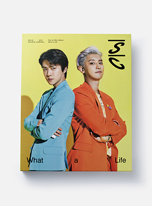 EXO-SC BINDER - What a Life